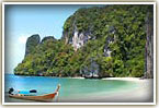 Visit beautiful Thai beaches